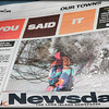 """The photo I took of my grand daughter 2 days ago was picked to be published in the newspaper """"NEWSDAY""""....  what a way to start my day!!!!!!!"""